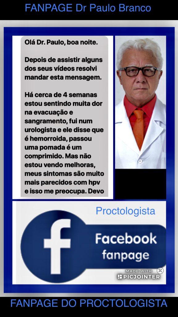 Fanpage Dr Paulo Branco