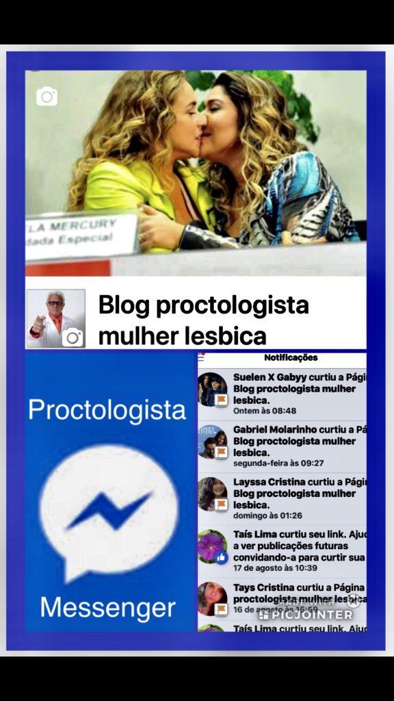 Fanpage para a mulher lesbica