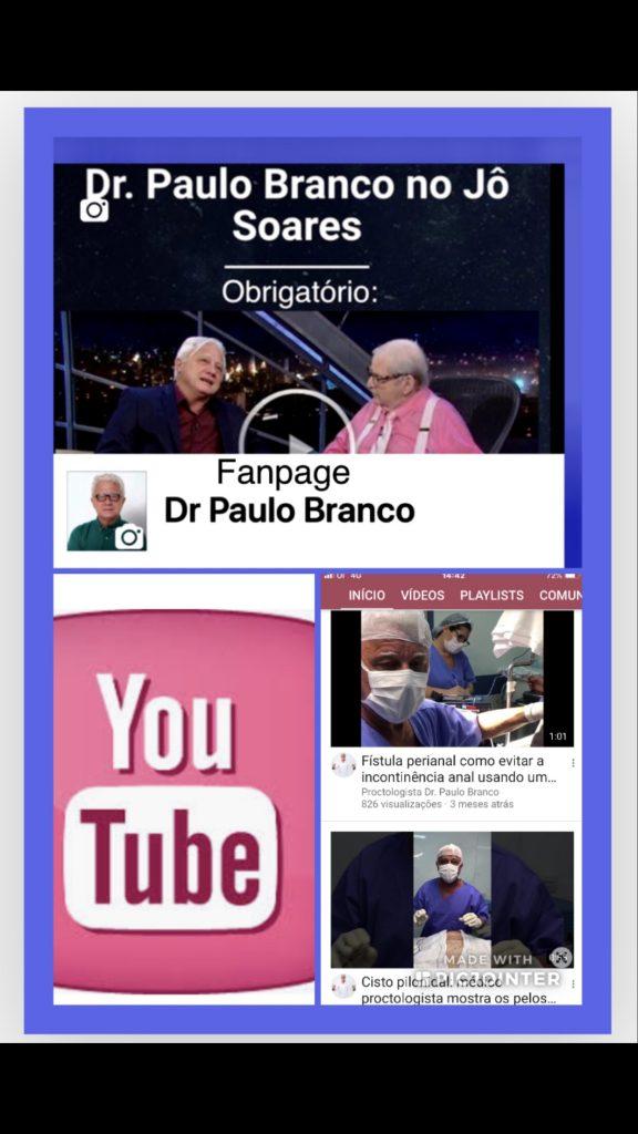 Fanpage do Dr Paulo Branco
