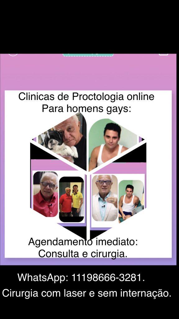 proctologista para gay