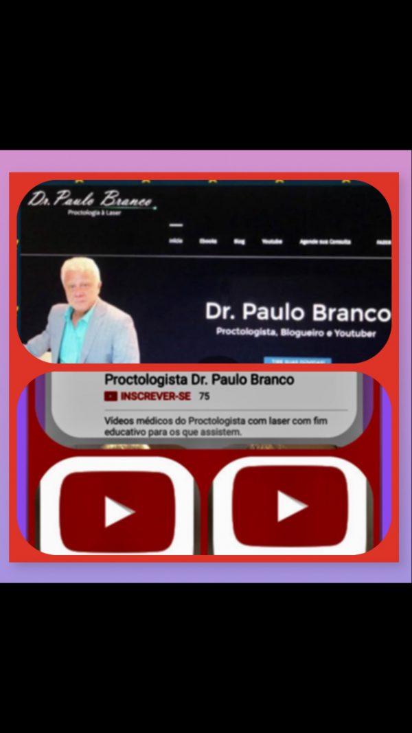 youtube do proctologista